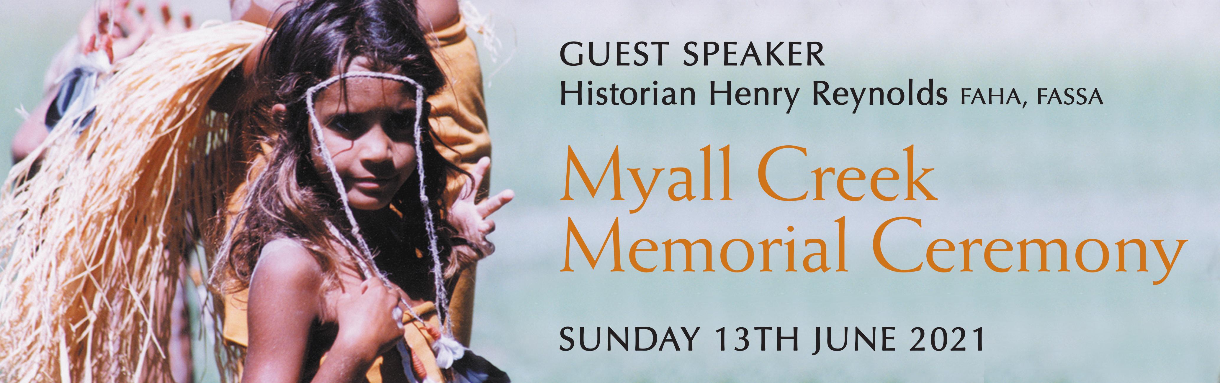 Myall Creek Memorial Ceremony 2021